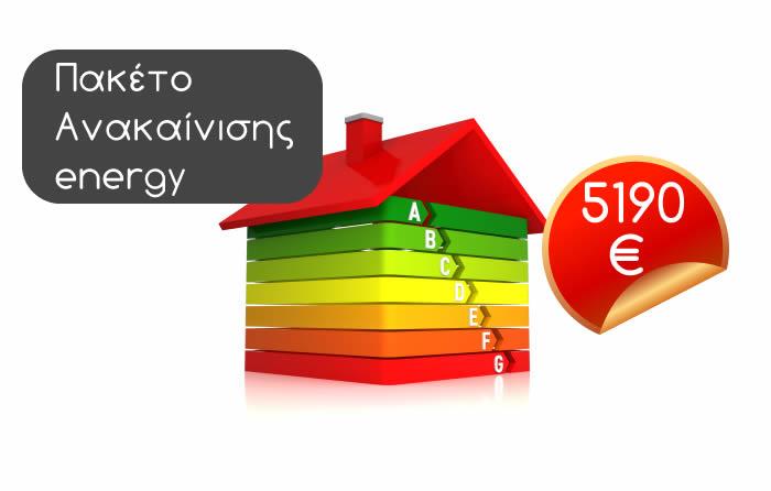 Πακέτο energy από 5.190 €